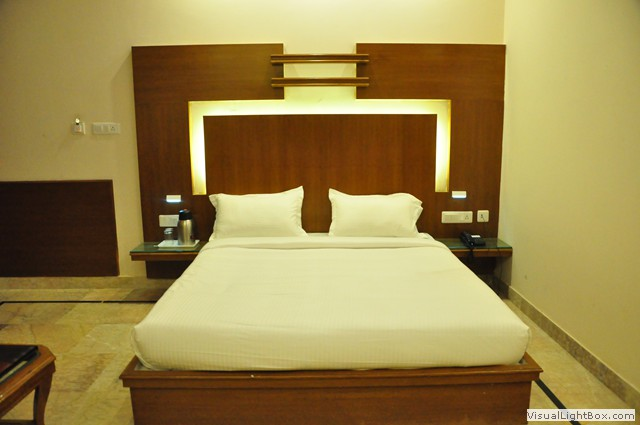 Semi Deluxe Room at Basera Brij Bhoomi